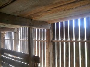 Historic Vermont Timberframe Barn