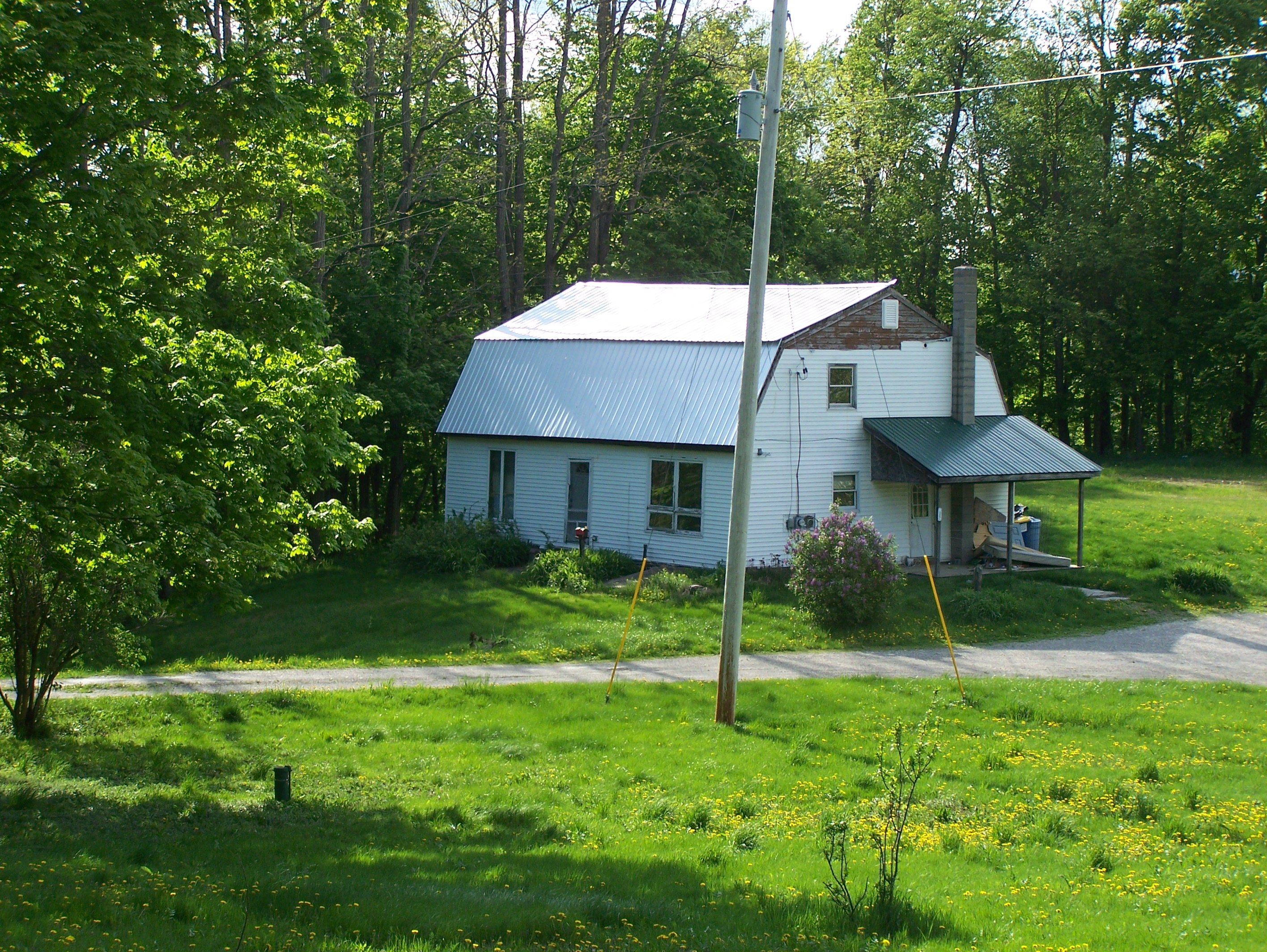 New Old Barn in Vermont | Green Mountain Timber Frames Middletown ...