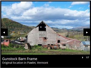 Vermont Timber Frame Historic  Property