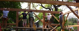Timber Framing by Green Mountain Timber Frames