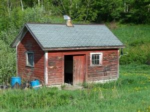 Vermont Milkhouse old barn