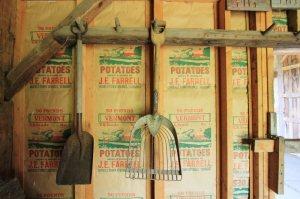 Green Mountain Timber Frames Restored Barn