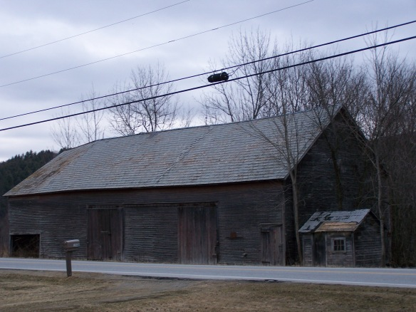 Ira Vermont old barn for sale