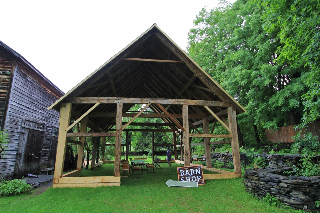 Photo Recap Of Restoring The Gunstock Timber Frame A
