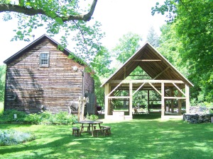 restored timber frame barn available barn for sale