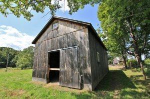 Restored Timber Frame Barn