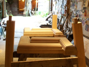 Gazebo Parts for Timber Frame