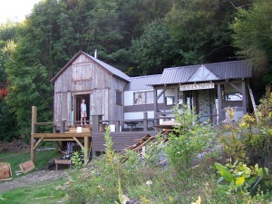 Vermont Hunting Camp