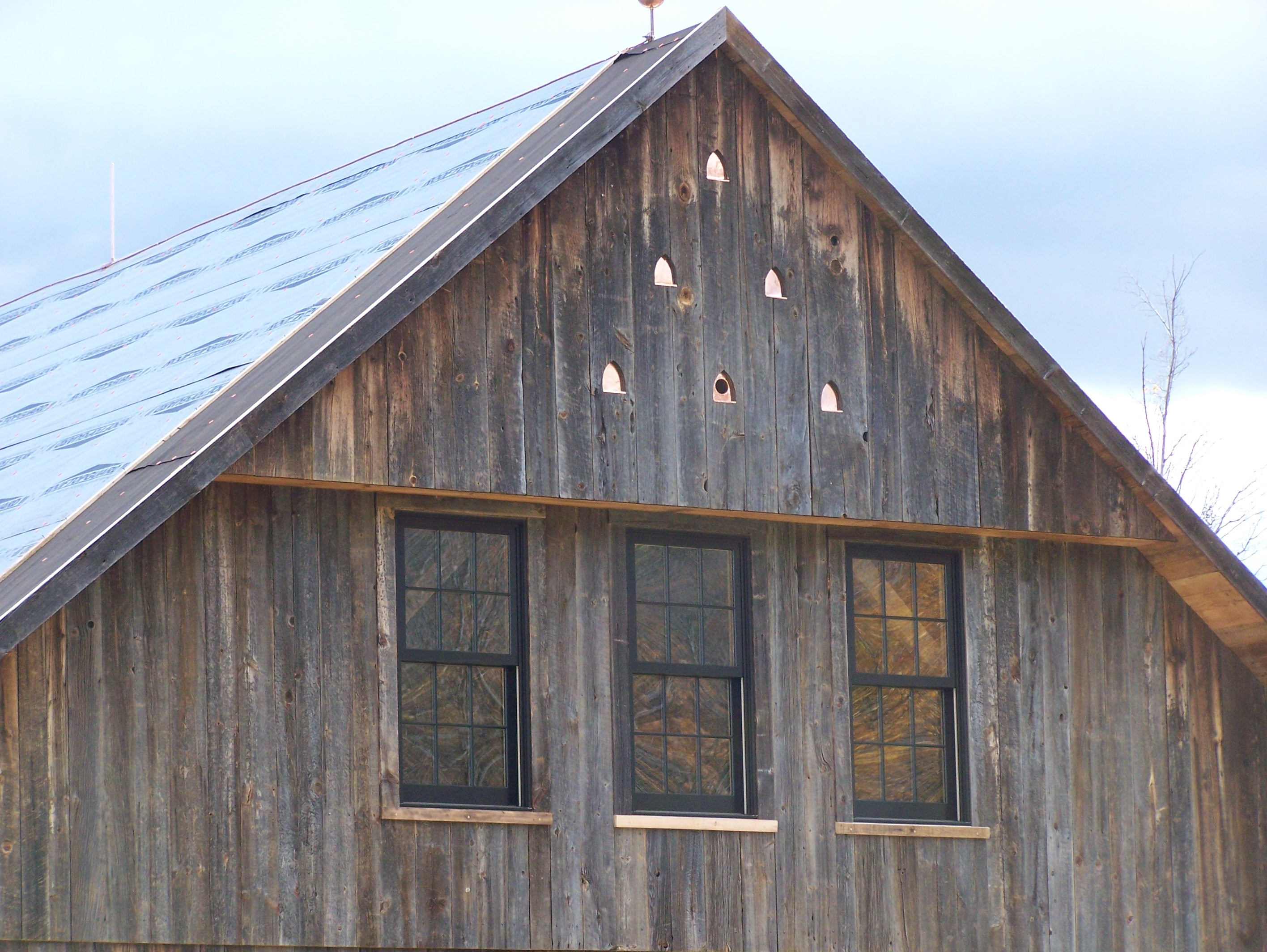 timber frame barn - photo #49