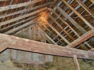 Antique Timber frames for Sale with Chestnut Timbers
