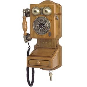 Crank Phone_19th Century Barn Fire