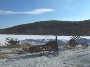 Antique Farm Equipment Vermont