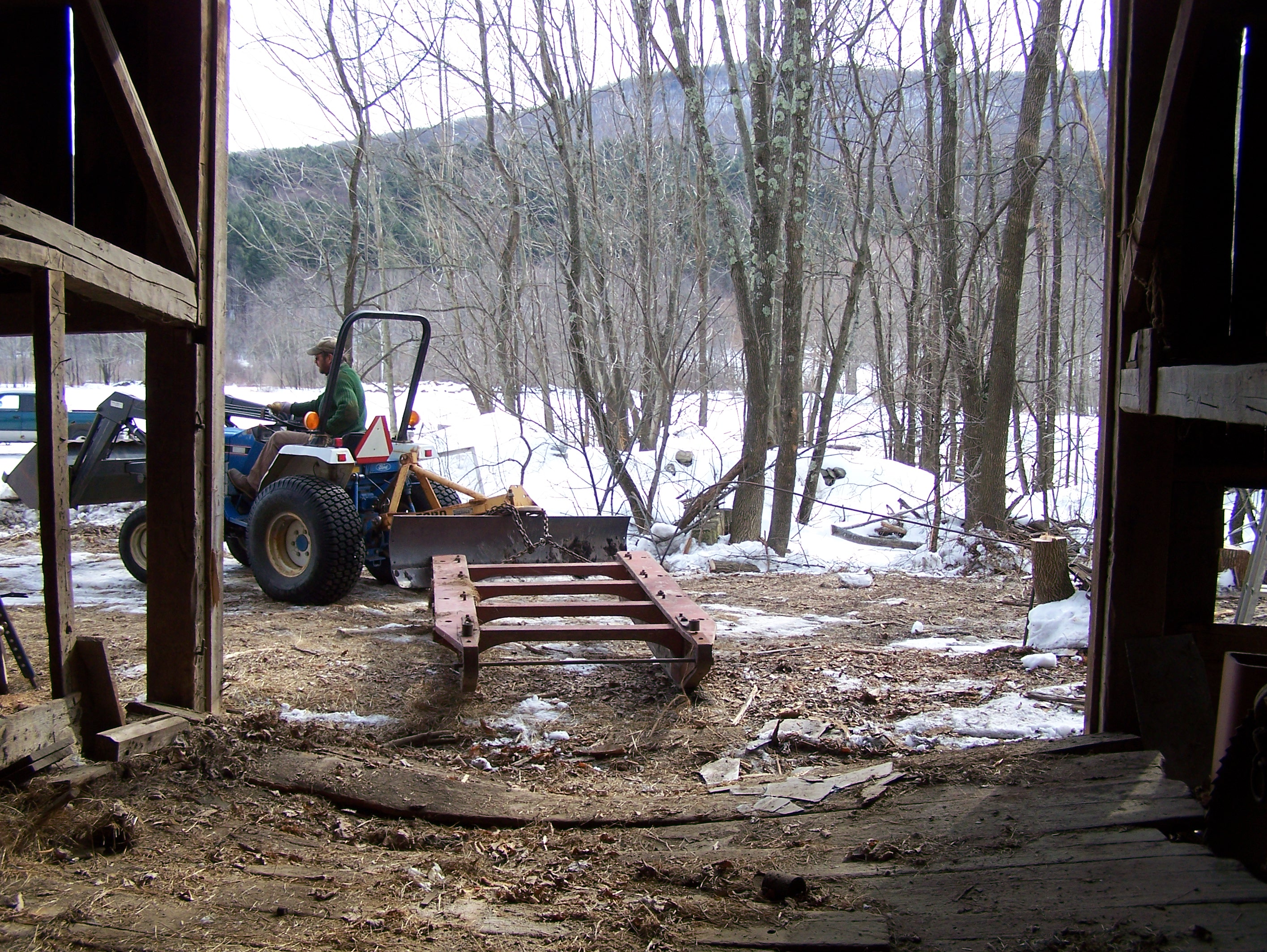 barn for sale | Green Mountain Timber Frames | Middletown ...