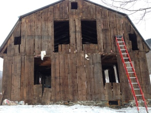 Barn for sale green mountain timber frames middletown for Gambrel barns for sale