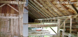 4_Gunstock Posts on Timber Frame