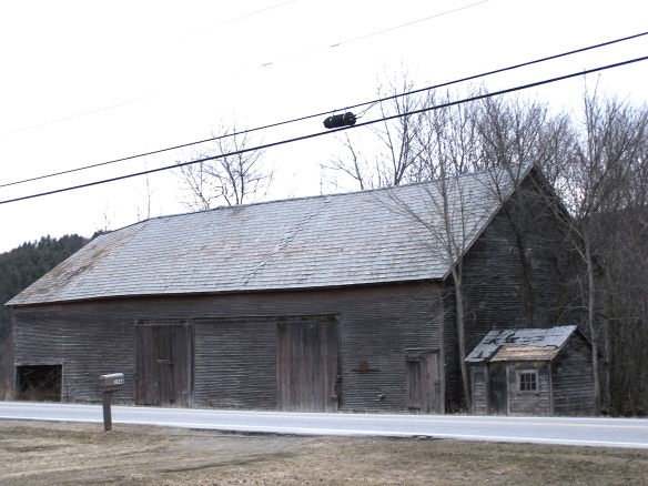 ira timber frame barn home