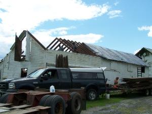 Original new england barn