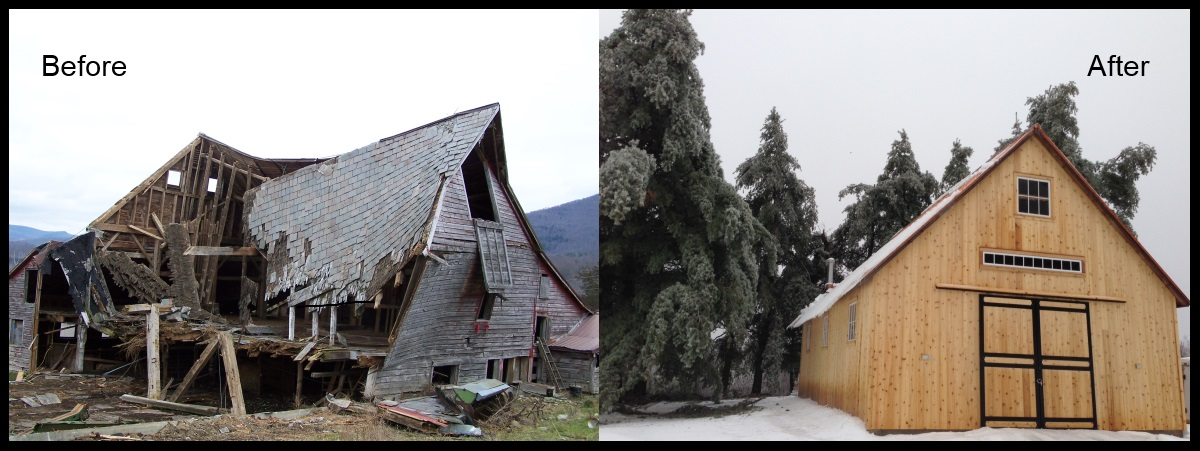 Historical New England | Green Mountain Timber Frames Middletown ...