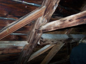 gunstock timber frame post and beam