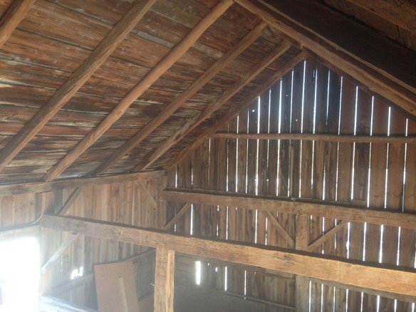 Loft Living Space Potential