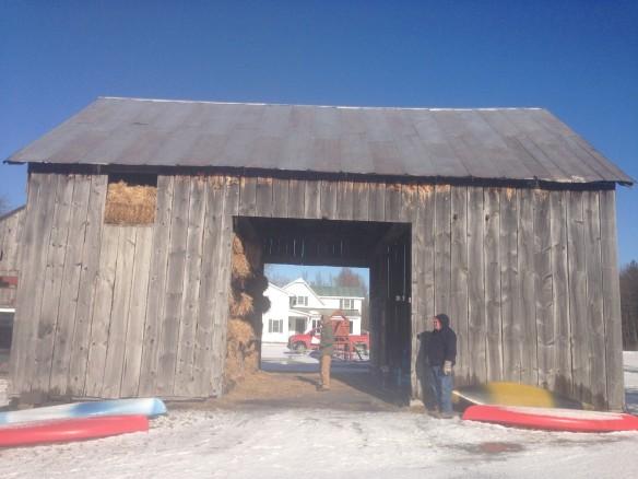 Prohibition Barn Home Vermont