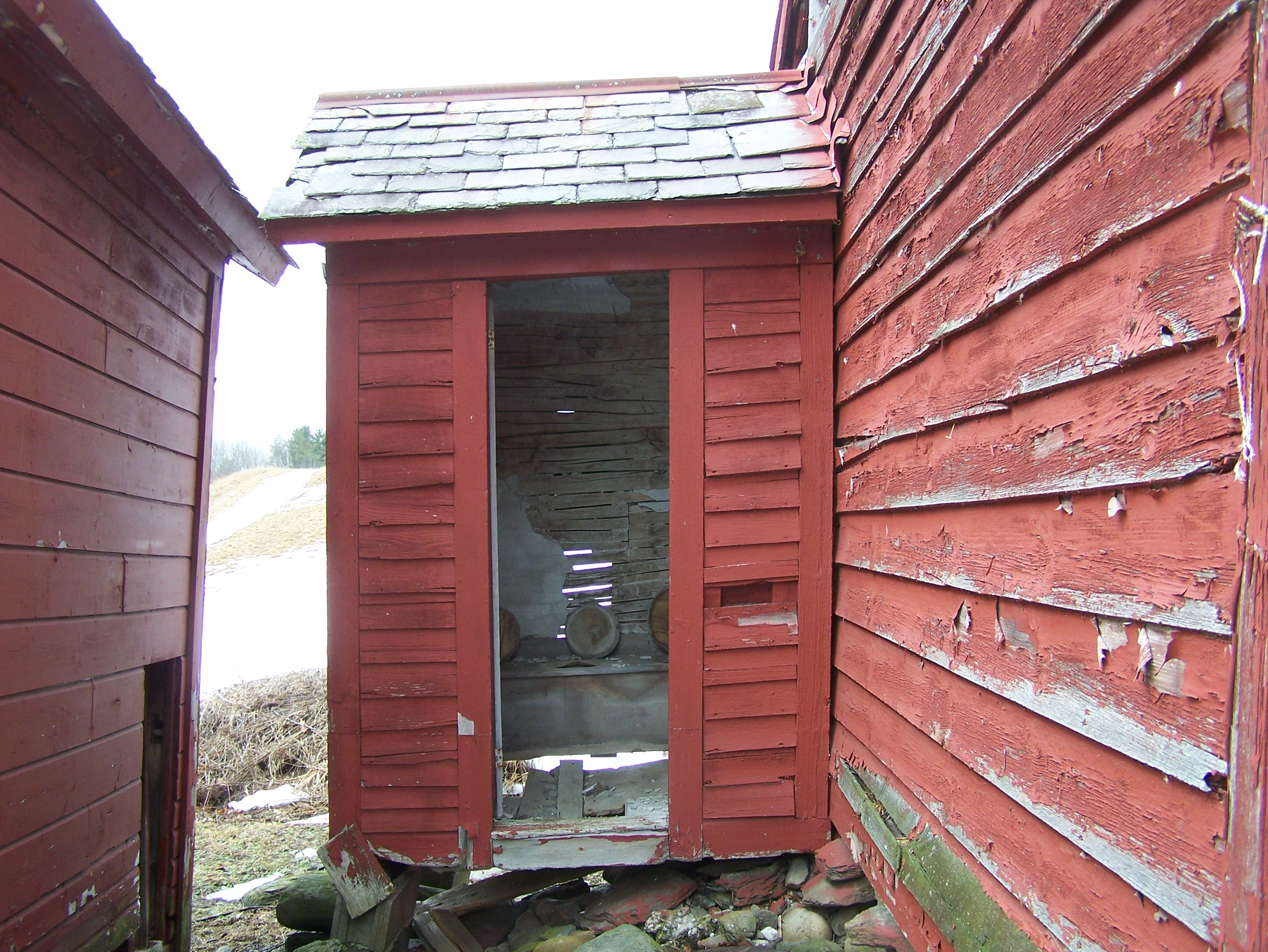 Vermont S Finest Outhouses A Blog About Old Barns