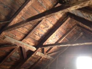 Rafter System Historic Loom_Green Mountain Timber Frames
