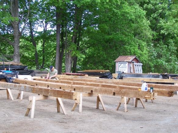 Antique barn Restoration_Green Mountain Timber Frames_Vermont_3 (800x601)