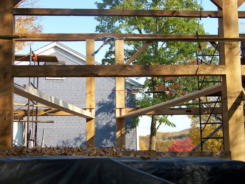 templates-for-timber-frame-restoration | Green Mountain Timber ...