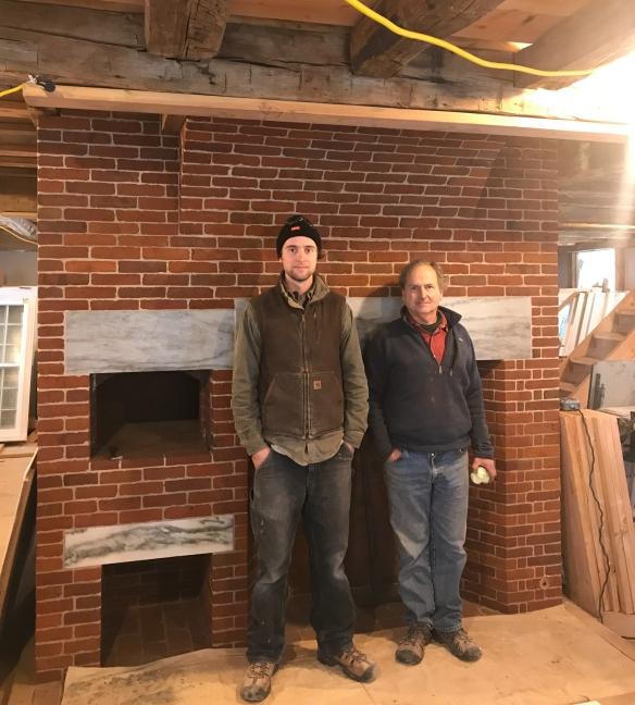 carriage barn raising_Long Island_Green Mountain Timber Frames4