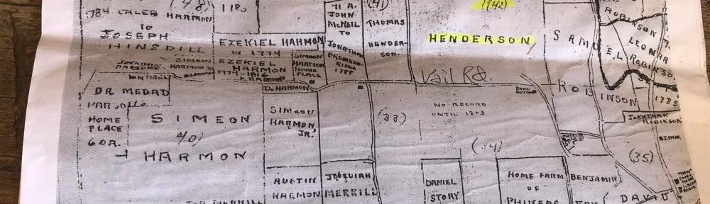 1800s Map_Bennington VT Map