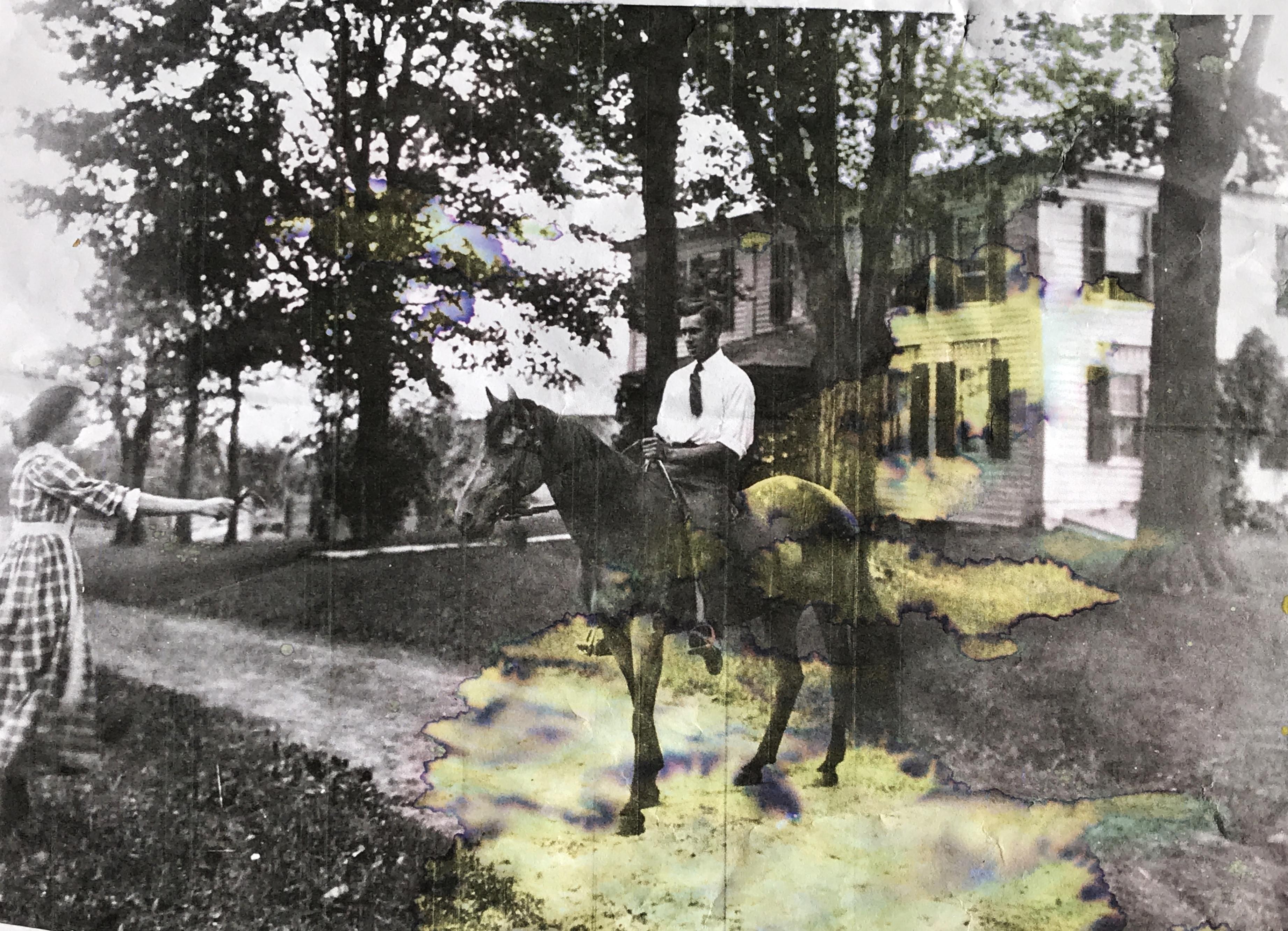 Henderson historic barn home_Vermont_1900s