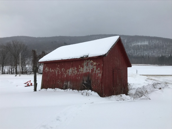 corn crib for sale_Vermont Timber Frames
