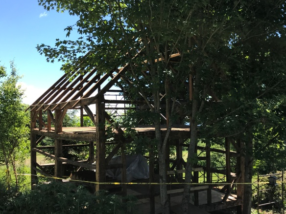 small timber frame barn for sale