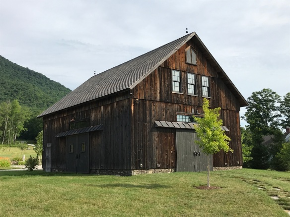 timber frame barn for sale