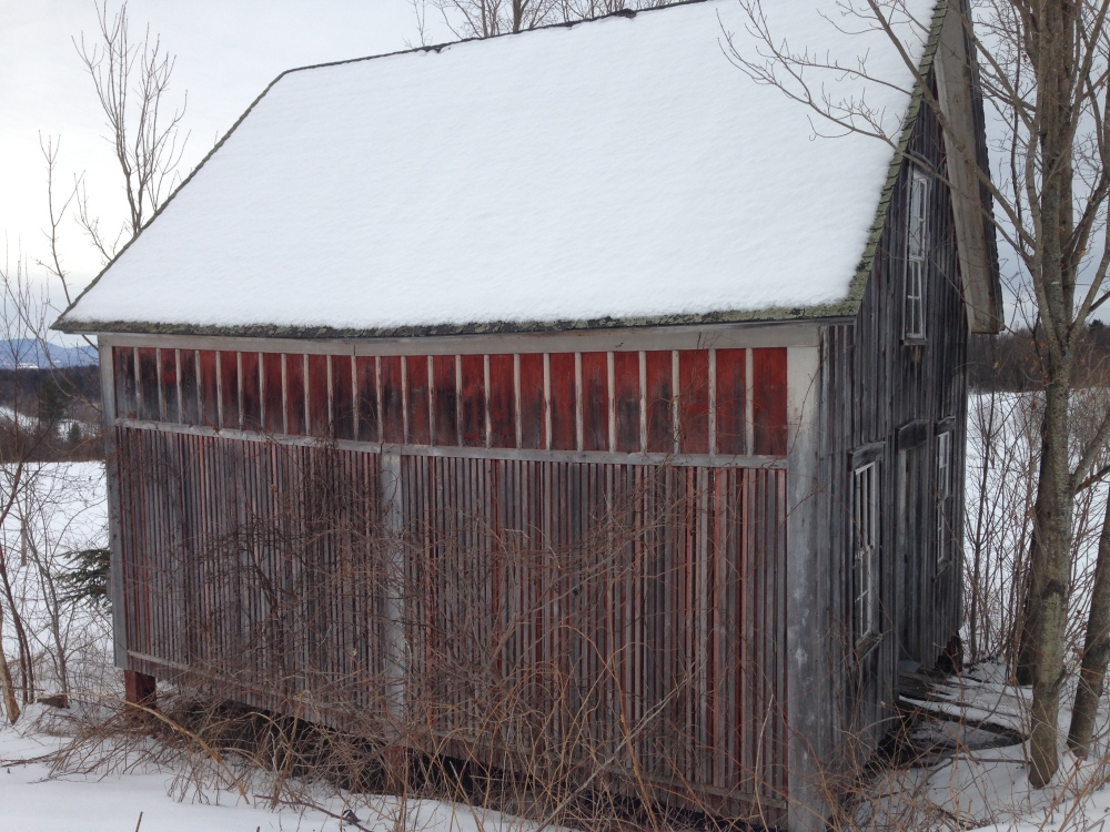 Corn Crib for Sale in Vermont
