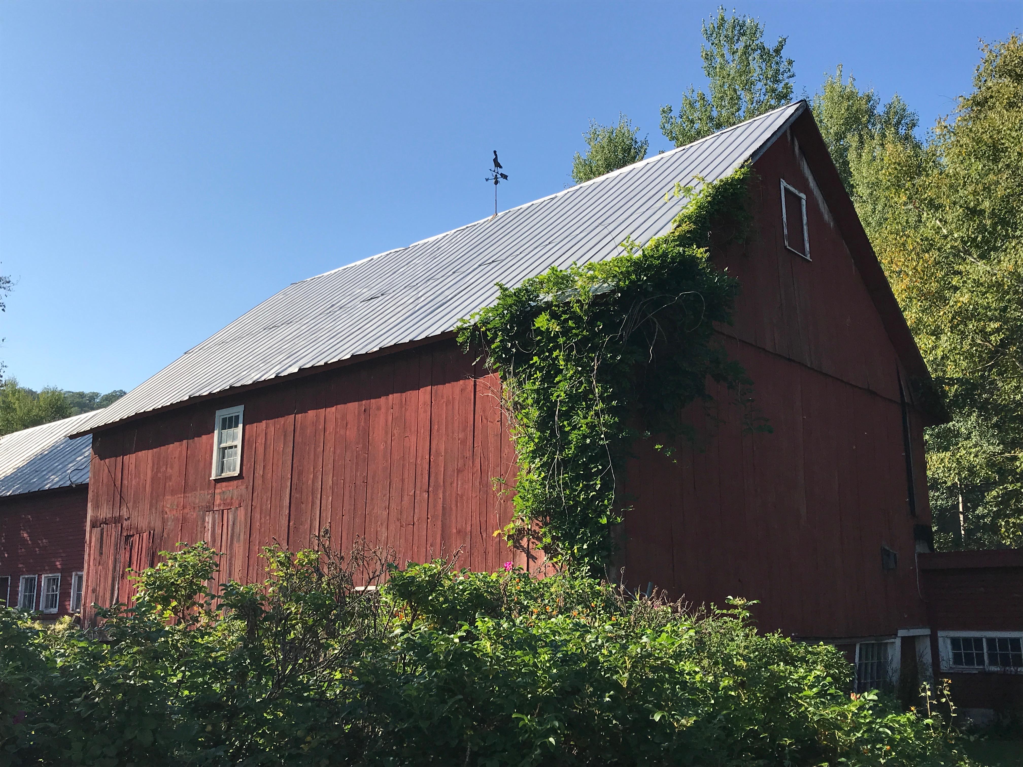 Gunstock barn home for sale green mountain timber frames