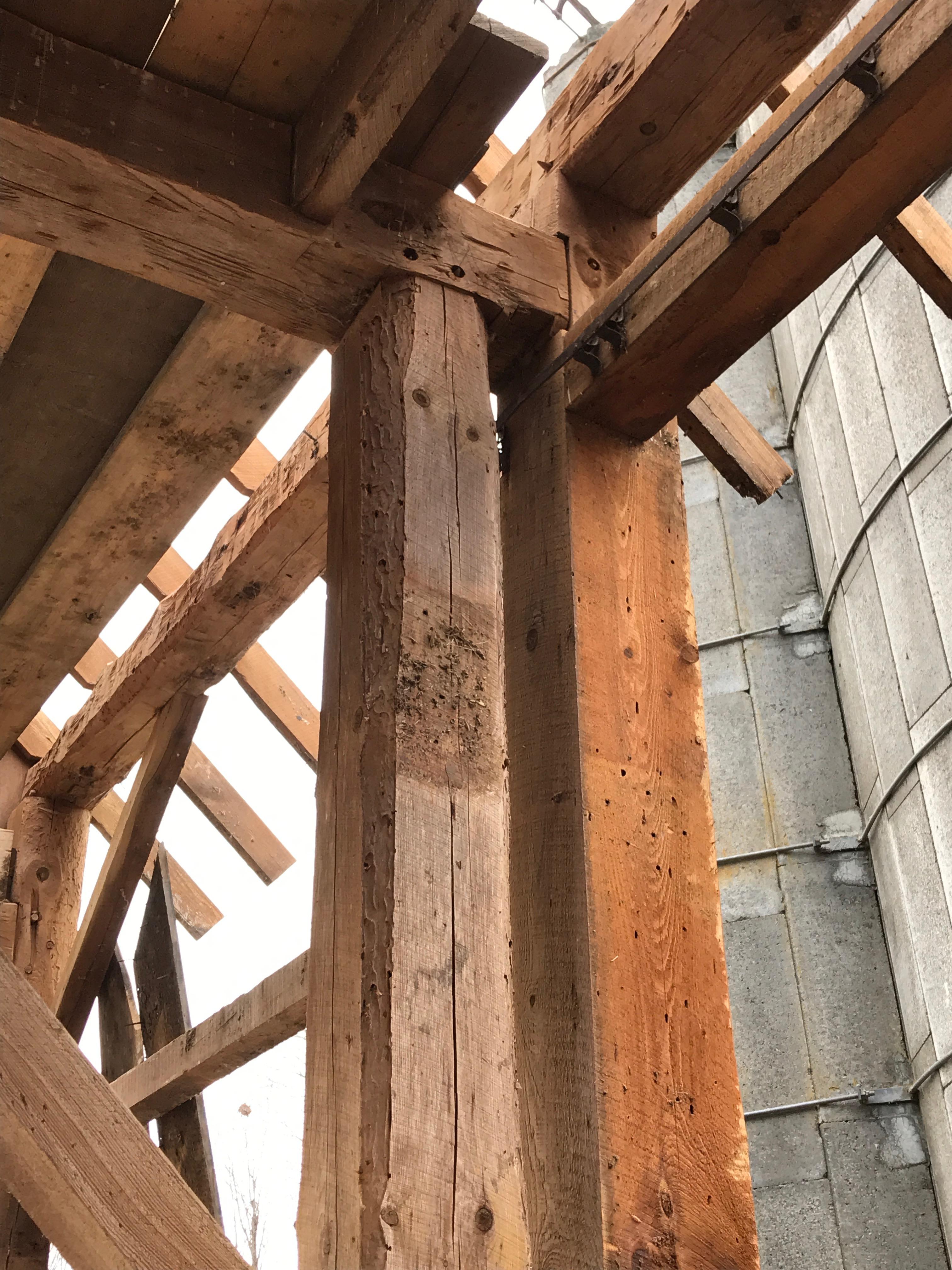 giant pocket door old barn for sale