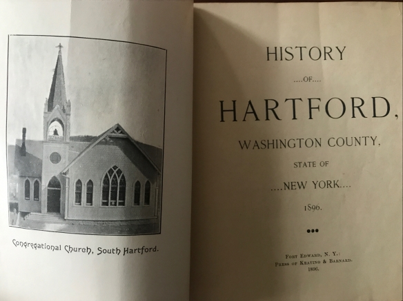 history of hartford new york | Green Mountain Timber Frames