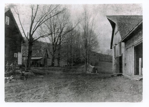 Carriage Barn photo from 19th Century Vermont