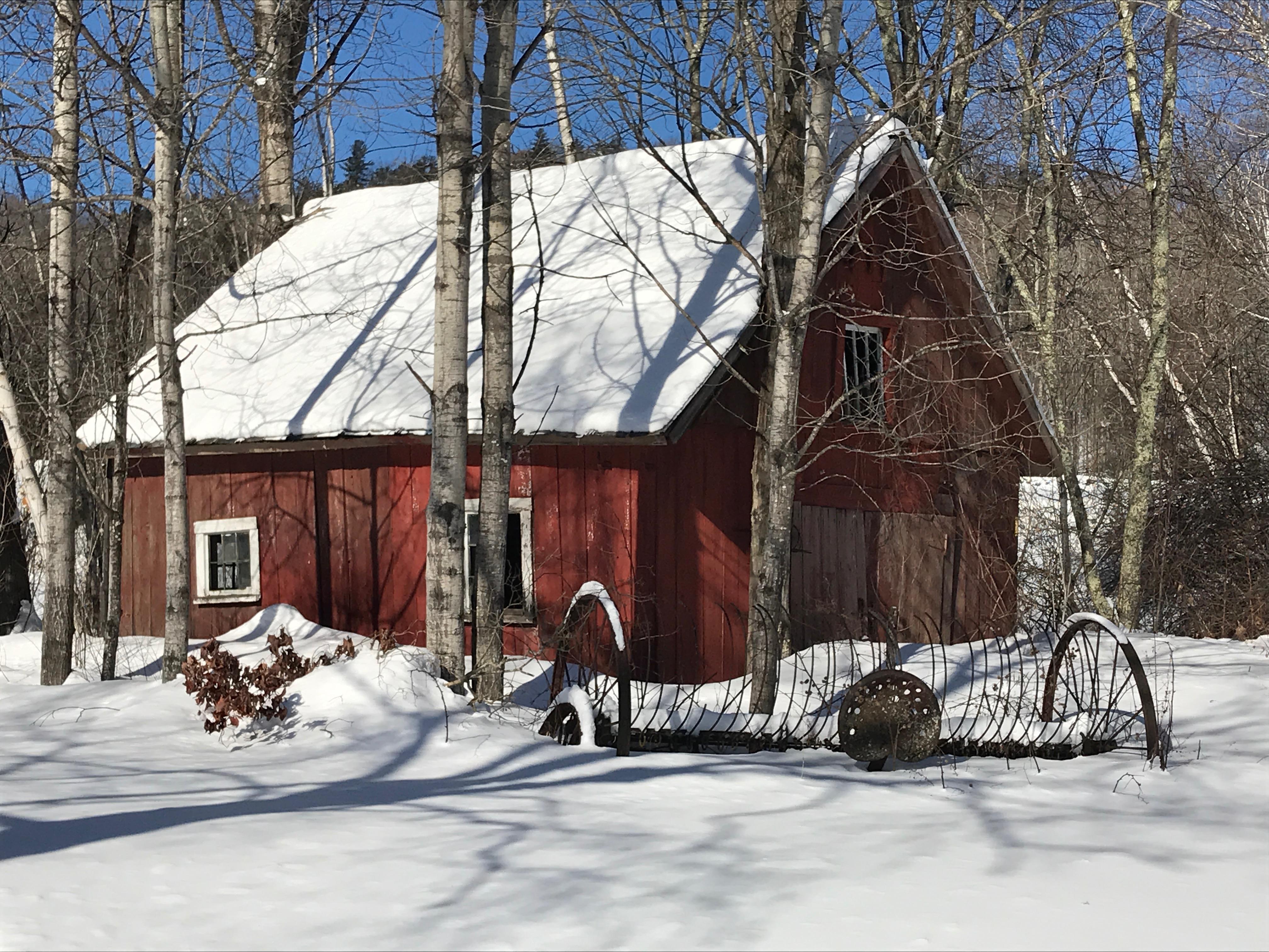 waterford corn crib barn cabin green mountain timber frames